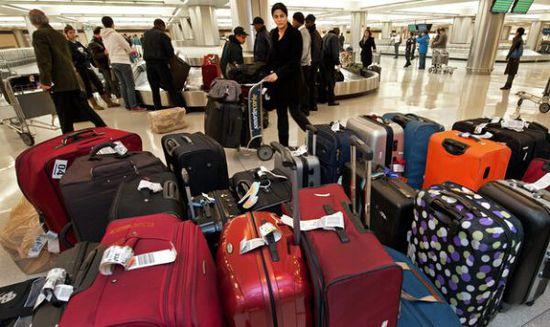 乘國際航班托運行李丟了咋辦?這些方法管用