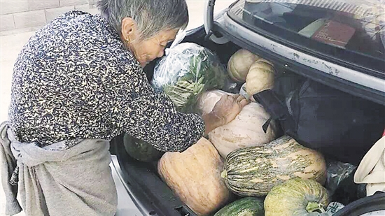 """妈妈塞完奶奶塞,奶奶塞完外婆塞……长假过后""""强盗子女""""刷屏晒爱"""