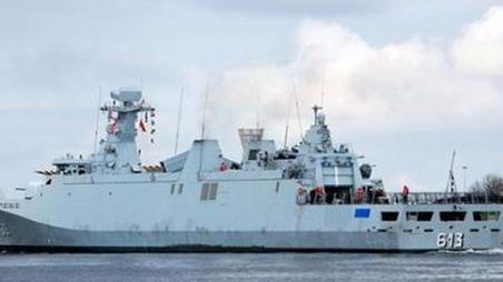 摩洛哥海軍在地中海救起615名偷渡者