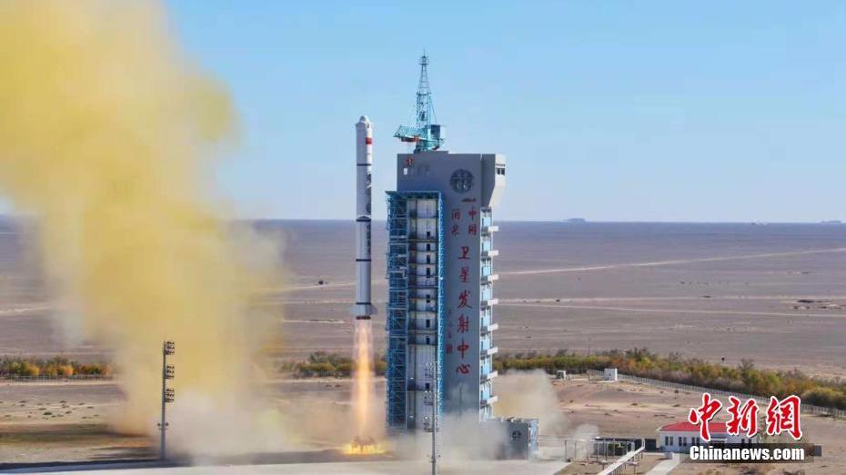 中国成功发射遥感三十二号01组卫星