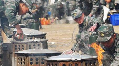 武警青海总队着力提升野战条件下应急制炊能力
