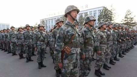 新疆军区某旅细化训练评比标准 激发官兵练兵热情