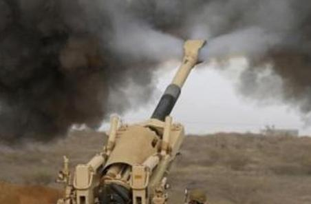埃及与沙特举行联合军演