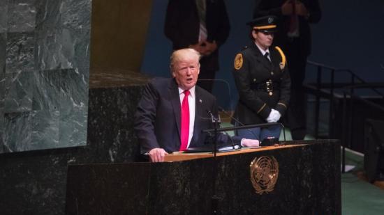 特朗普称不会解雇美联储主席鲍威尔