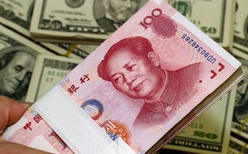 人民币对美元汇率中间价报6.9154元 下调34个基点