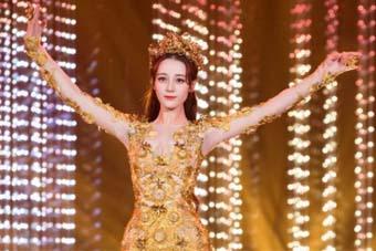 第十二届金鹰电视艺术节开幕,迪丽热巴最大赢家!