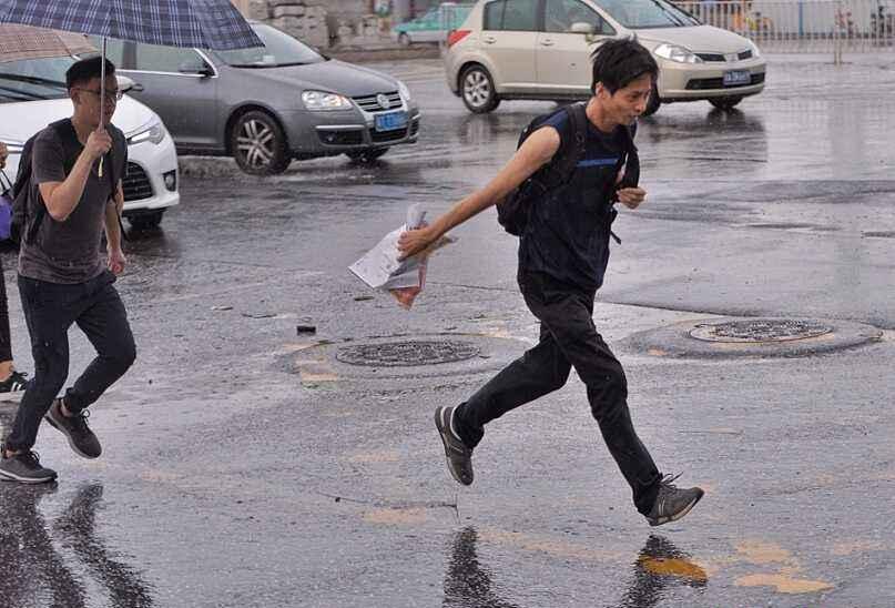 上班有大雨!广州今日最低温不到20℃