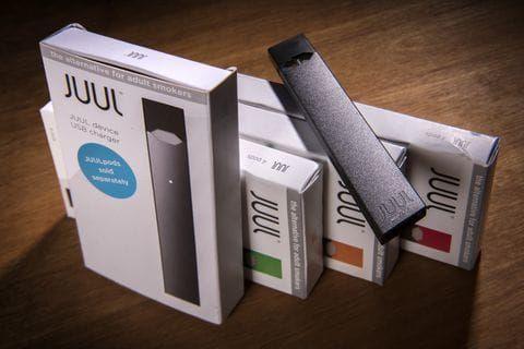 对青少年影响大 深圳拟控电子烟