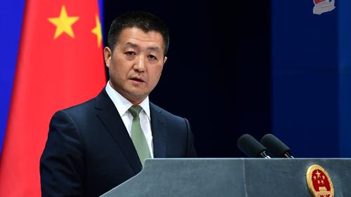 """美未将中国列入""""汇率操纵国"""" 外交部:符合基本常识和国际社会共识"""