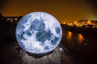 """我国""""人造月亮""""拟上天 最大光照强度可达月光8倍"""