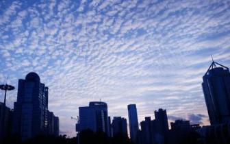 广州双休日要回暖了 明天最高气温回升至27℃