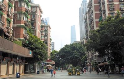 696个!广州已推进近九成老旧小区微改造项目