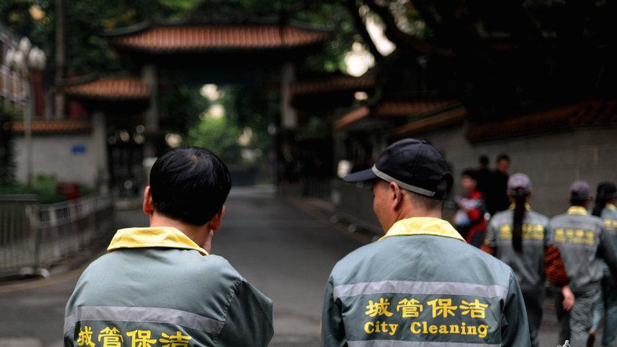 广州环卫工人涨薪啦!一大波新增补贴正在袭来