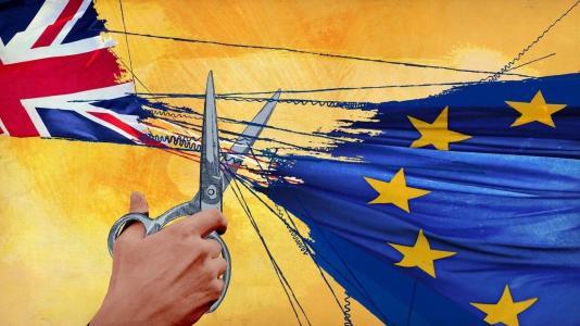 标普全球评级警告:无协议脱欧或致英国长期衰退