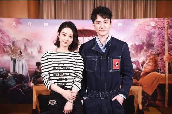 奉子结婚了?赵丽颖冯绍峰被曝上海领证,香港度蜜月