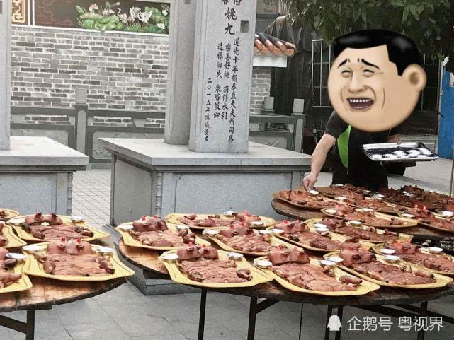 女白领在杨箕村喝喜酒吃顺德菜,吐槽称眼不见为净