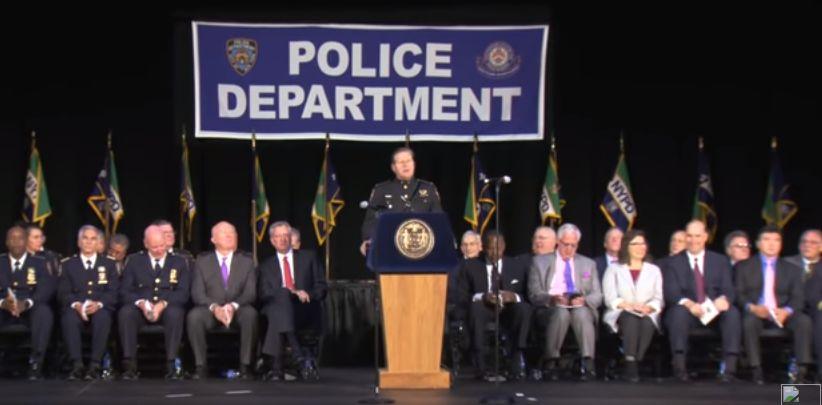 美国纽约连续3天没发生枪击案 上次还要追溯到25年前
