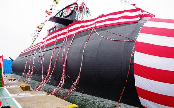日本潜艇用锂电池战力大增 船厂高管却表情凝重