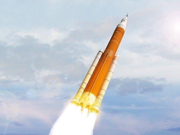 波音拖了人类登月的后腿?NASA SLS系统进展缓慢