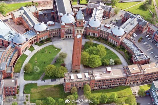 英国伯明翰大学宣布2019年接受中国高考成绩