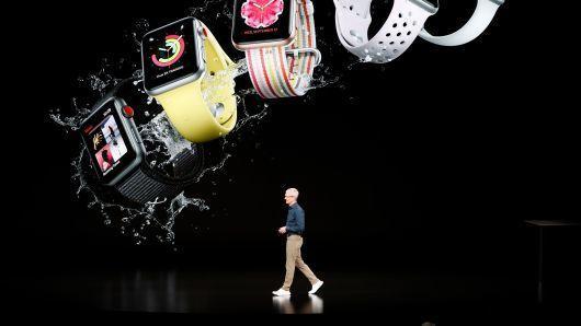 苹果捐赠1000块智能手表 用于帮助研究暴饮暴食