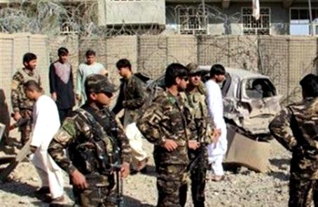 阿富汗多个安全检查站遭袭致15名士兵死亡