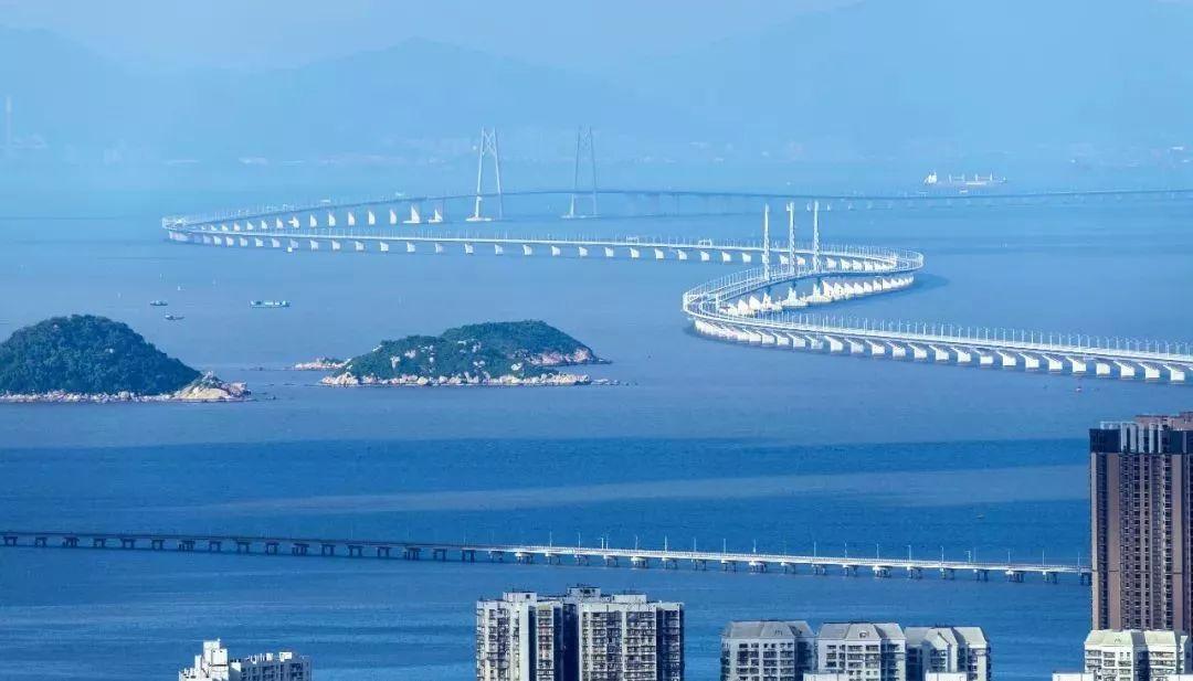 港珠澳大桥开通,这10件事你要知道!