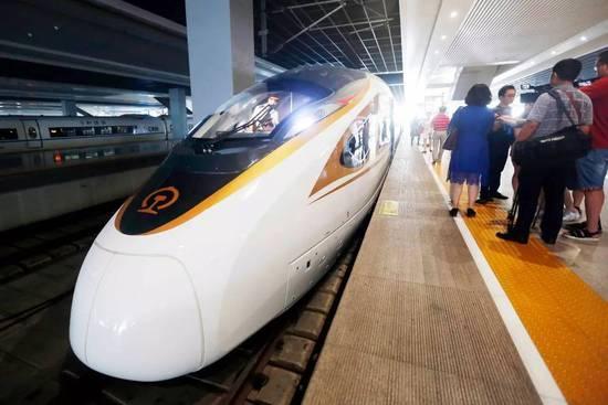 高铁将接入地震信息 可及时接收预警后减速或停车