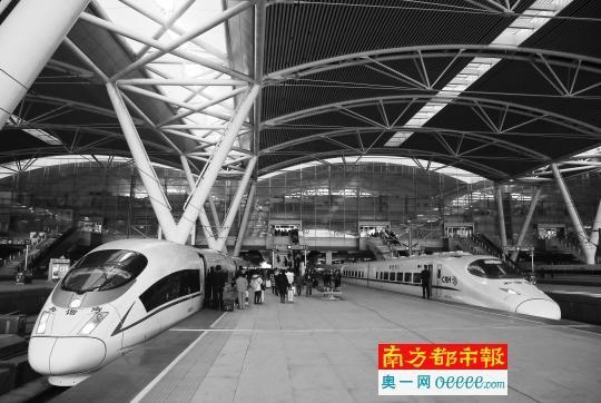 未來廣州11區中7區有火車站!南站將優化交通組織