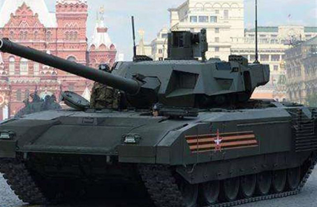 """用""""阿玛塔""""压制中巴坦克不靠谱?印装甲部队被困扰"""