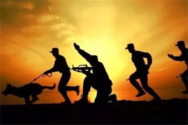 他們不一樣!中國軍人的國慶足跡是愛的形狀