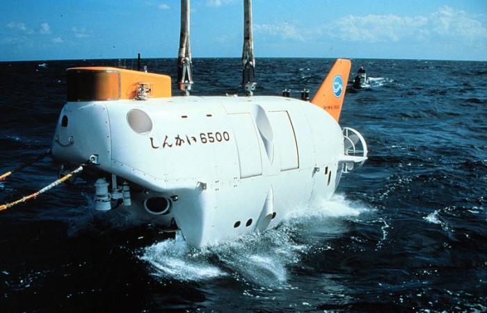 """日本""""深海""""调查船改为单人驾驶 可搭乘2人"""