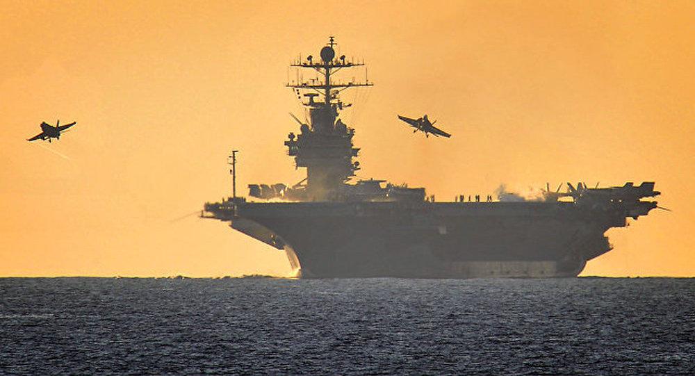 美国航母将在挪威参加北约近年来最大规模演习