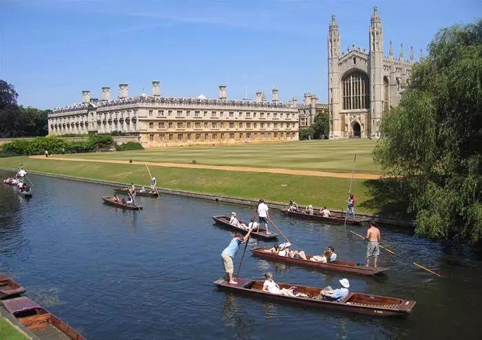 英国剑桥要限制中国游客?人家明明欢迎着呢!