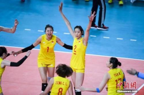 中國女排輕取阿塞拜疆 一大進步讓郎平更有底氣
