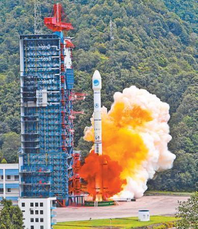 北斗系统关键器部件全面国产化 已发射16颗卫星