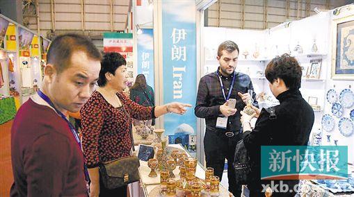 2018海丝博览会昨日开幕 1732家企业带你买遍全球