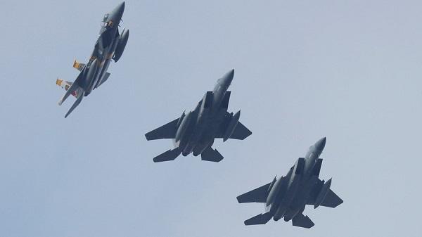 闹乌龙?美联盟战机轰炸在叙
