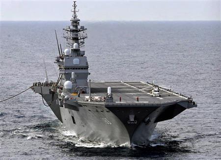日本防卫大纲拟写明