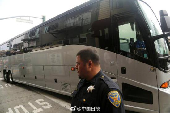 谷歌中国籍女员工被谷歌班车撞倒,不幸身亡