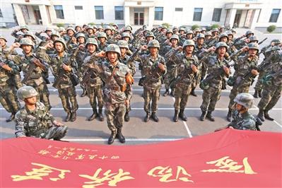 """中部战区陆军""""新时代革命军人价值观""""群众性大讨论"""