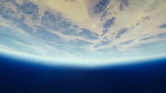 环保举措生效了?南极上空那个大洞正在