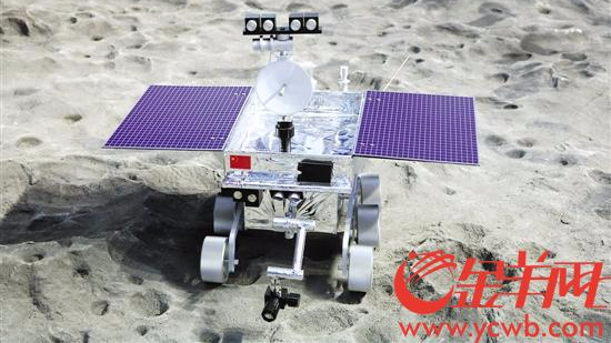 嫦娥四号探测器将在下月发射 计划在月球背面着陆