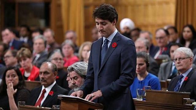 特鲁多就加拿大二战前拒绝接受犹太人难民船道歉