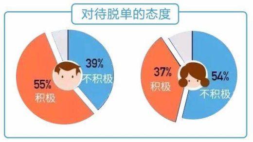 解读中国单身现状:过半人不急于脱单 吃饭花费最大