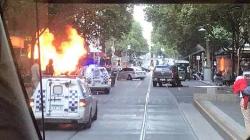 澳大利亚墨尔本一男子持刀捅伤3人 其中1人死亡
