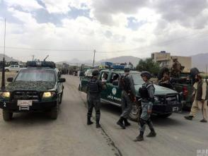 阿富汗至少40名警察遇袭身亡