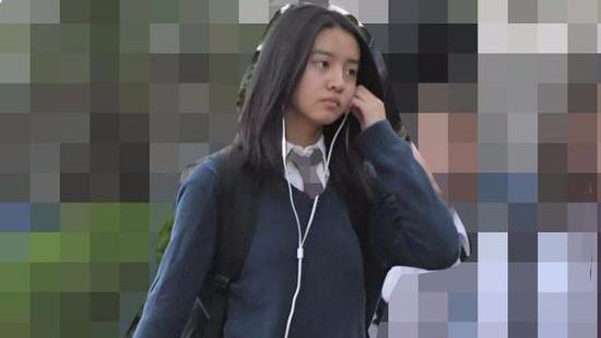 木村拓哉女儿出道几个月便爆红 上学全身是名牌