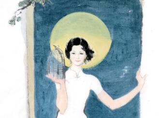 金城从艺40年,首开艺术作品展