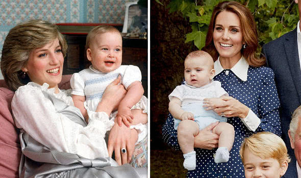 路易王子到底像谁?罕见正面照曝光,英媒吵起来了